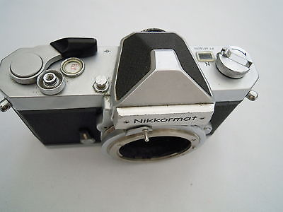 nikon nikkormat ft 35mm slr film camera body only